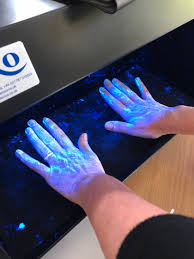 Do Black Lights Show Germs Black Lights And Germs Samthing2say