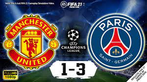 Manchester United vs PSG 1-3 | UEFA Champions League 2020/21 | Matchday 5 |  02/12/2020