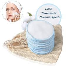 eco friendly eye makeup remover pads