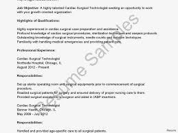 surgical technologist resume cover letter resumes letters vet tech   sensational design surgical tech resume sample 13 samples essay example college 1024x768 technician cover letter a