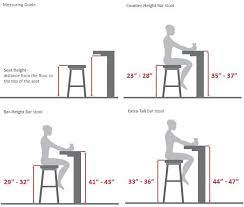 bar chair height. Exellent Height Kitchen Bar Stool Height Tupper Woods With Chair E
