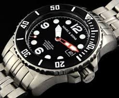 marc amp sons 300m professional mens automatic divers watch msd image is loading marc amp sons 300m professional mens automatic divers