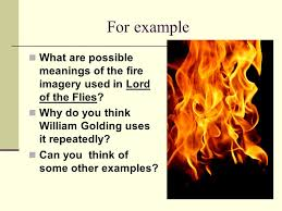 image symbol and motif cyrano de bergerac ppt video online for example what are possible meanings of the fire imagery used in lord of the flies