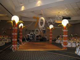 Columns For Decorations Balloon Columns Party Favors Ideas