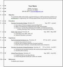 A Good Objective For Resume A Good Objective For Resume Job Resume