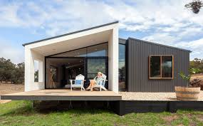 prefab home designs. prebuilt residential australian prefab homes, factory home designs e