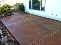 best stain for concrete patio best paint exterior concrete patio ideas outdoor home depot for stained best stain for concrete patio