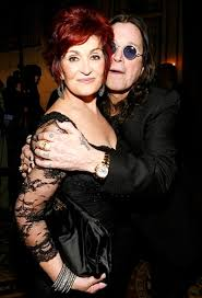ozzy osbourne also was wearing his rolex daytona to attend the rolex party with his wife sharon osbourne