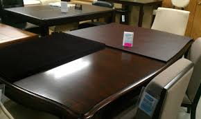 round table pads for dining room tables creative home design ideas
