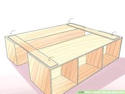 full size of woodworking plans king size bed frame for making building decoration homemade wood image