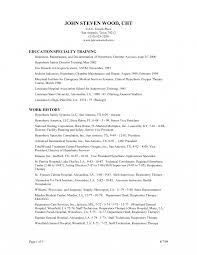 Certified Respiratory Therapist Resume Respiratory Therapist Resume Samples Certified Hand Sample Job 11
