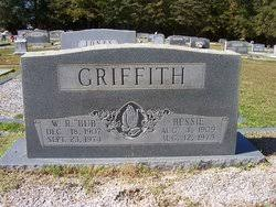 Bessie Griffith (1909-1975) - Find A Grave Memorial