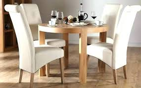 round dining tables sets room table painted oak and chairs for 4 home hold design reference