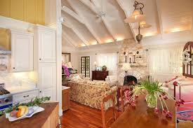 amazing country cottage lighting ideas and cottage style light fixtures with exposed basement ceiling lighting ideas