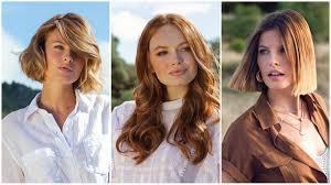 Cheveux 15 Coupes Tendances Printemps été 2019