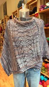 Free Knitted Poncho Patterns New Modern Poncho Knitting Patterns In The Loop Knitting