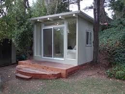 backyard office prefab. retromodernminihouse backyard office prefab c