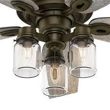 indoor regal bronze ceiling fan 53331