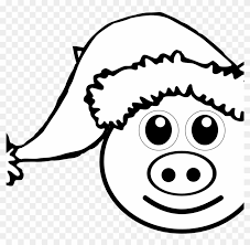 Digital Art Gallery Peppa Pig Coloring Pages At Book Christmas Cat