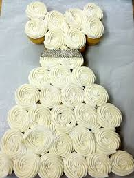 Pull Apart Baby Shower Cupcakes