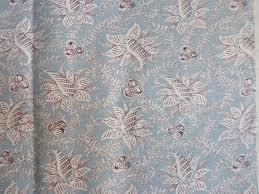 Jane Shelton Adrienne Floral Fabric Robins Egg Blue | Etsy