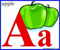 Kids Under 7 Alphabet Flash Cards