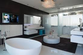 modern luxury master bathroom. Modern-luxurious-master-bathroom-decor-architecture-luxury-master- Modern Luxury Master Bathroom