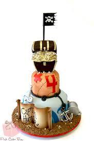 Birthday Pirate Cake