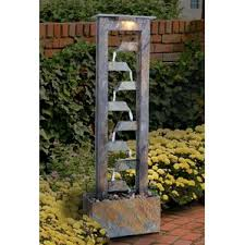 Outdoor Fountains Garden Decor Wayfair