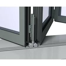 slide fold door cf bi fold door top slide guide