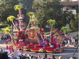Rose Bowl Float Decorating Rules Watch The Rose Parade Floats Being Decorated This Weekend Los 83