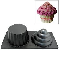 Buy Bakers Secret Giant Cupcake Pan Online In Australia And Save