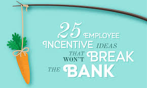25 employee incentive ideas that won t break the bank when i work when i work