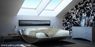 attic bedroom with swinging bed design attic bedroom furniture