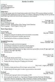 Resume Tips Objective Best of Objective Part Of Resume Resume Tip Objective Section Objective Part