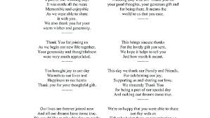 College Graduation Thank You Letter Sample Samples Of Cards
