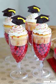 Jambalaya is typically served with rice, peppers, andouille sausage, shrimp, okra and many spices. 14 Graduation Party Dessert Ideas That Will Match Your Party S Theme