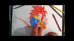 Dessin Dragon Ball Z Youtube
