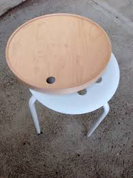 flip tray and cover the marius seat