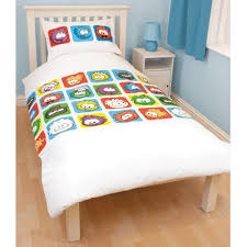 kids character and generic single duvet covers childrens