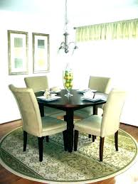 carpet under dining table rugs for tables area room rug size contemporary images with toddlers round