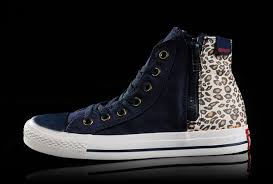 converse zipper high tops. blue converse chuck taylor leopard zipper two panels all star high tops canvas sneakers,converse hi white,converse,excellent quality a