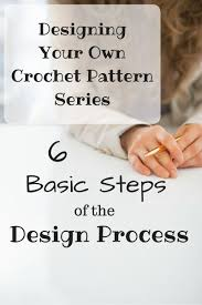 Create Your Own Knitting Chart 6 Basic Steps To Designing Crochet Patterns Crochet