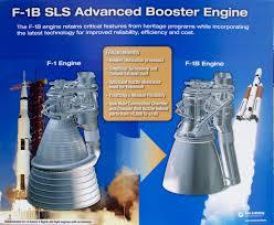 New F 1b Rocket Engine Upgrades Apollo Era Design With 1 8m