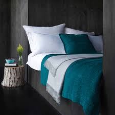 Teal And Gray Bedroom Dark Grey And Teal Bedroom Homes And Gardens Pinterest Dark