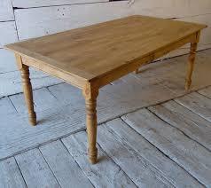 cambridge old pine farmhouse table