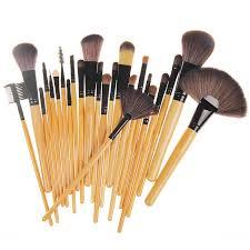 2017 best ing professional 24 makeup brush set tools make up