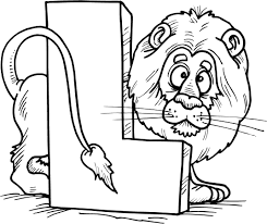 Online For Kid Letter A Coloring Pages 45 With Additional Free