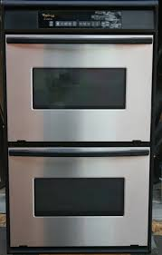kitchenaid double wall oven reviews beautiful whirlpool double convection wall oven tcworks