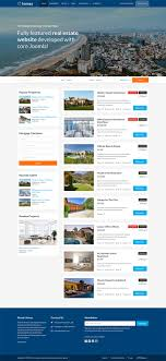 real state template real estate template hotthemes